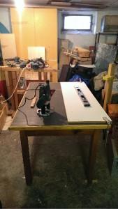 Projekt Tischkreissäge