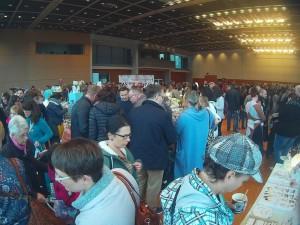 Halle der Messe eigenArt