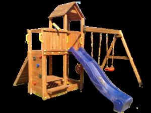 Der eigene Spielplatz