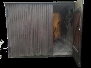 Die Garage als Werkstatt